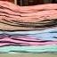 ขายส่ง ผ้าห่มนวมบาง สีพื้น-กุ๊นขอบดำ ส่ง 260 บาท thumbnail 15
