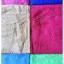 ขายส่ง ผ้าเช็ดตัวนาโน จัมโบ้ สีพื้นอัดลาย (แบบหนา) ส่ง 65 บาท thumbnail 9