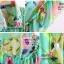 พร้อมส่ง-เสื้อแฟชั่นชีฟอง ลายดอก สีเขียว น่ารักๆ thumbnail 3