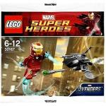 Lego Super Heroes Marvel 30167 : Iron Man vs. Fighting Drone, Polybag