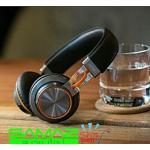 หูฟัง ครอบหู Remax Bluetooth195HB Stereo headphone สีดำ
