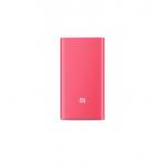 Original Xiaomi Power Bank Slim 5000 mAh Pink