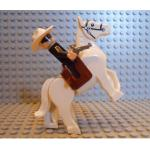 The Lone Ranger with Horse Set