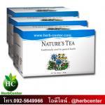 เนเจอร์ที Nature Tea ชาสมุนไพรดีท็อกซ์ ล้างลำไส้ 3 กล่อง