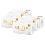 """6 กล่อง """"ขายส่ง"""" > Gluta Frosta กลูต้าฟรอสต้า เพื่อผิวขาวออร่า หน้าเด้ง (เฉลี่ย480)"""