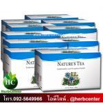 เนเจอร์ที Nature Tea ชาสมุนไพรดีท็อกซ์ ล้างลำไส้ 10 กล่อง