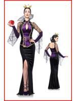 ชุดแม่มดสโนไวท์ Evil Queen Costume