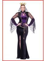 ชุดแม่มดสโนไวท์ Plus Size Evil Queen Costume