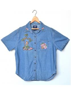 "Vintage Hawaii T-Shirt Jeans (Bust 47"")"