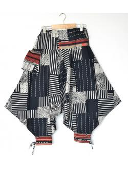 """Hilltribe Loose Pant (Waist Free Up to 36"""")"""