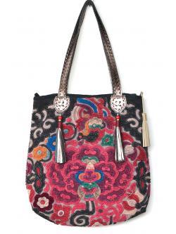 "Handicraft Shoulder Bag (15x17"")"