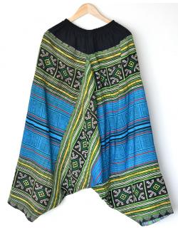 """Hilltribe Handicraft Maxi Pant (Waist 24-40"""")"""