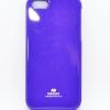 Case iPhone 4/4s SoftCase Mercury สีม่วง