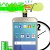 ราคาพิเศษ พัดลมแบบเสียบ Smartphone Mini USB Fan พกง่าย เบา เย็น สบาย สีสวย มือถือ Power bank