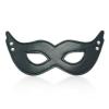 Pre Order / หน้ากาก สายคาดหน้า วัสดุหนังสีดำ