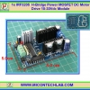 1x IRF3205 H-Bridge Power MOSFET DC Motor Drive 10-30Vdc Module
