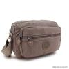 กระเป๋าสะพายข้างสายยาว สีเทา