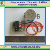 1x Stepper Motor 12Vdc with ULN2003 Motor Driver Board