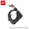 Zhiyun Crane Extension Ring with Three 1/4 Inch Screw for Crane Plus, Crane V2, Crane M, Smooth3