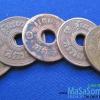 เหรียญ ๑ สตางค์เก่า ปีพ.ศ.๒๔๖๑
