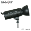Continuous Lighting SMART LED 2000B 200W