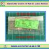 10x Resistor 2 Kohm 1/8 Watt 5% Cabon Film Resistor