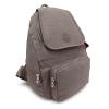 กระเป๋าเป้ Lingkub สีเทาอ่อน