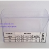 กล่องสบู่ผืนผ้า 4.9 x 7.4 x 3.6 cm