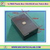 1x FB09 Plastic Box 130x195x36 mm Future Box