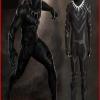 ชุดแบล็กแพนเทอร์ / Black Panther @ Captain America: Civil War