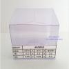 กล่องคัพเค้ก มาการอง 5.65 x 5.65 x 5.3 cm