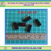 5x Female Pin Header 1x7 Pin Single Row Pitch 2.54mm (5pcs per lot)