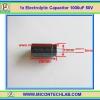 1x Electrolytic Capacitor 1000uF 50V