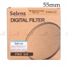 Selens Pro UV 55mm Ultra-thin