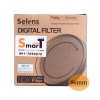 86mm Selens Adjustable ND Filter ND2-ND450 Filter