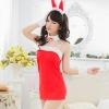 Pre Order / ชุดกระต่ายสีแดง ครบเซ็ทตามรูป