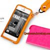 Case iPhone 4/4s iPhone 5 ยี่ห้อ KashiDun สีส้ม