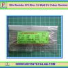 100x Resistor 470 Ohm 1/4 Watt 5% Cabon Resistor