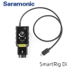 Saramonic SmartRig-Di XLR Microphone & 6.3mm Guitar Interface with Apple MFi Certified Lightning Connector for iPhone, iPad, iPod, iOS Smartphones & Tablets