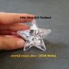 เพชรCZ ทรงดาว สีขาว (STAR White) - Size 4x4mm - 1แพ็ค - 200เม็ด