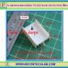 1x แผ่นระบายความร้อน TO-220 ขนาด 22x15x10mm สีขาว (Heat sink)