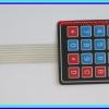 1x 4x4 Membrane matrix keypad (เมมเบรน คีย์สวิตซ์ คีย์แพด)