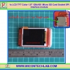 "1x LCD TFT Color 1.8"" 128x160 Micro SD Card Socket SPI Interface module"
