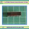 1x PT2262 Remote Control Encoder IC Chip (ไอซีรีโมทคอนโทรล)
