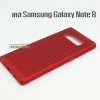 Case Samsung Note 8 สีแดง
