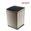 SHARP เครื่องซักผ้าฝาบน 8 KG. รุ่น ES-W80T-GY ใหม่ ประกันศูนย์ โทร 097-2108092, 02-8825619, 063-2046829