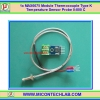 1x MAX6675 Module Thermocouple Type K Temperature Sensor Probe 0-800 C