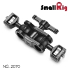 SMALLRIG® Articulating Arm with Double Ballheads( 1/4'' Screw) 2070