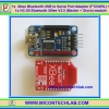 1x Xbee Bluetooth Adapter (FT232RL) + HC-05 Bluetooth V2.0 (Master + Slave)