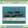 1x Female Pin Header 1x8 Pin Single Row Pitch 2.54mm (1pcs per lot)